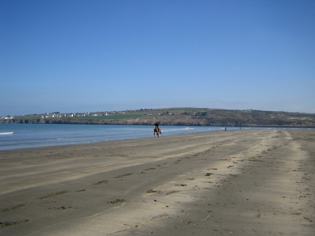 Holiday Cottage Poppit Sands