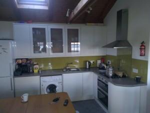 New Kitchen at Poppit