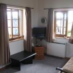lounge area poppit cottage